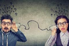 El (enorme) problema de las parejas que no se comunican