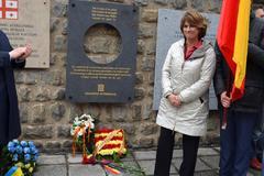 """Marlaska tilda de """"indecencia intelectual"""" el uso del Govern en Mauthausen al recordar a """"los presos políticos"""""""