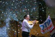 Laurentino Cortizo ganó las presidenciales por una estrecho margen frente al derechista Rómulo Roux.