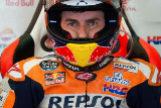 Jorge Lorenzo, durante los entrenamientos libres en Jerez.