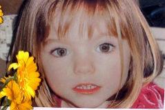 Una imagen de archivo de 2007 de Madeleine McCann.