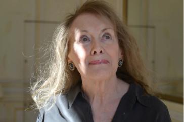 Annie Ernaux, galardonada con el Premio Formentor 2019.