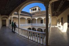 El Museo Picasso Málaga abre sus exposiciones y sus montajes artísticos a la Noche en Blanco 2019