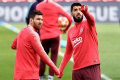 """Luis Suárez: """"Soy consciente de mi edad, pero sigo rindiendo"""""""