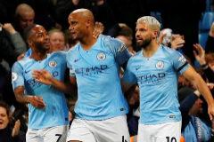 Kompany deja al City a un paso de revalidar la Premier League