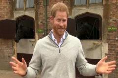 Meghan Markle y el príncipe Harry han sido padres de un niño