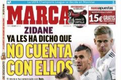 Los 'condenados' de Zidane, el duelo de Anfield,...