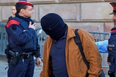 El ex profesor de los Maristas de Sants Joaquín Benítez a quien la Audiencia de Barcelona ha condenado a 21 años y nueve meses de prisión, por abusar sexualmente de cuatro alumnos menores de edad cuando era profesor de educación física en esta escuela religiosa.