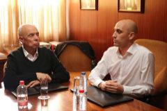Tebas pide a la Audiencia que impute por corrupción al vicepresidente de Rubiales