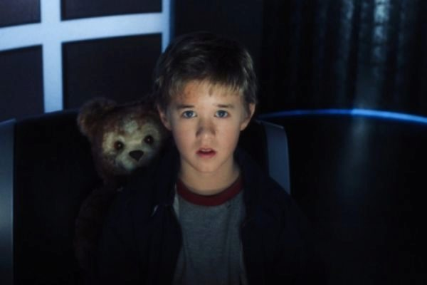 Imagen de la película 'Inteligencia Artificial'.
