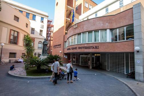 Hospital Clínico Universitario de Valencia.