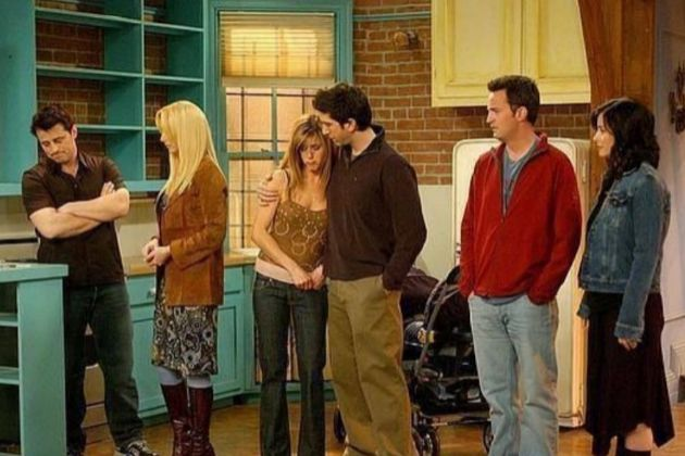 Ultimo Capitulo De Friends