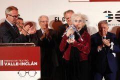 Alberto Di Lolli. 06/04/2019, Madrid. XIII Premio Valle Inclan de teatro a Maui <HIT>Mira</HIT>