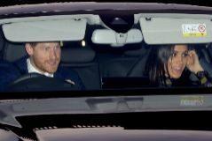 El príncipe Harry y Meghan Markle, en una imagen de archivo.