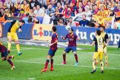La marcha del capitán es un fracaso del Atlético