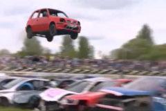 Increíbles imágenes de esta competición en Inglaterra