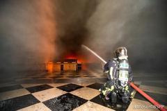 Seis bomberos de París, sospechosos de violar en grupo a una estudiante noruega