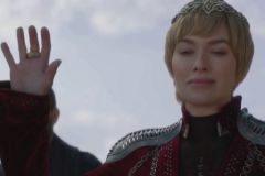 Cersei Lannister (Lena Headey) en el cuarto capítulo de la temporada final de Juego de Tronos, el peor valorado de la serie