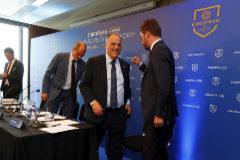 """244 clubes contra la Superliga europea:  """"Es un farol que no nos creemos"""""""