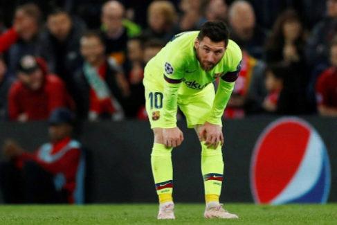 El Barcelona firma un ridículo imperdonable en Anfield