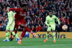 Champions League Semi Final Second Leg - Liverpool v FC Barcelona