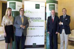 La UPO y la Diputación de Sevilla acuerdan ensayar modelos empresariales