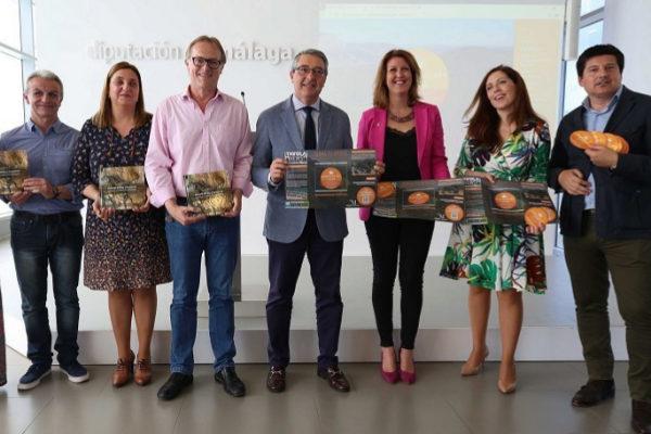 La Diputación de Málaga promueve el Caminito del Rey como Patrimonio Mundial