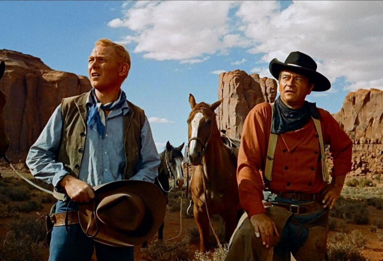 La madre de todos los westerns, dirigida por el mejor director de...