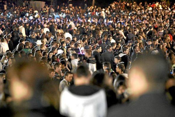 Fiestas en la región con un déficit de 2.600 agentes de Policía y Guardia Civil