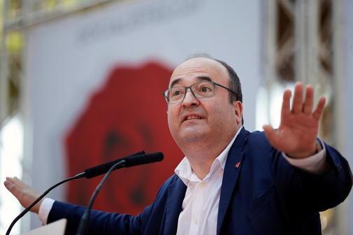 MIquel Iceta, próximo presidente del Senado.