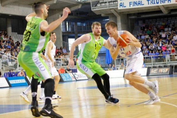 Imagen del partido HLA Alicante-Ávila