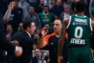 """Más conflicto en Grecia: el Panathinaikos no jugará en respuesta al """"terrorismo"""" del Olympiacos"""