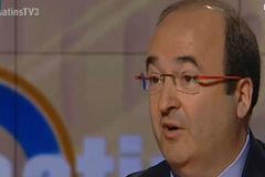 """Miquel Iceta en 2014: """"El PSOE no quiere una consulta; el PSC sí"""""""