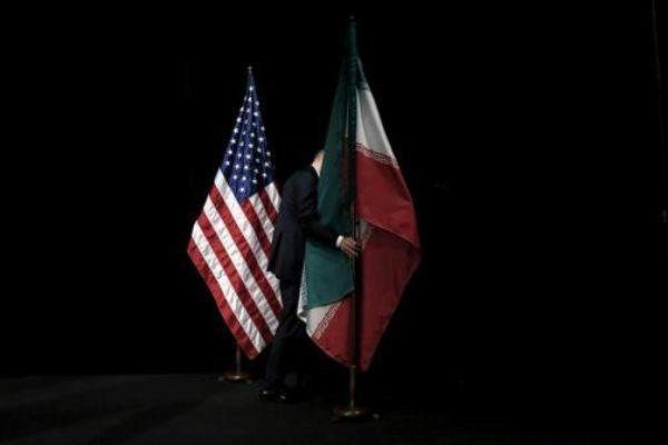Retiran la bandera de Irán de la conferencia de ministros de Exteriores sobre conversaciones nucleares de Irán, en Viena.