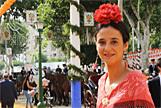 De Victoria Federica a Tana Rivera y su madre: todos los famosos de la feria