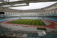 Estadio olímpico de Bakú