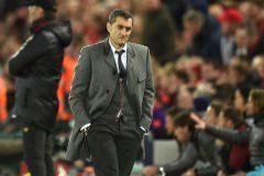 El Barcelona señala a Valverde, pero no es el único culpable del KO en Anfield