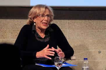 Carmena revalidaría la Alcaldía de Madrid con el apoyo de los socialistas