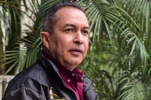 El diputado Richard Blanco, en Caracas, en una imagen de archivo.