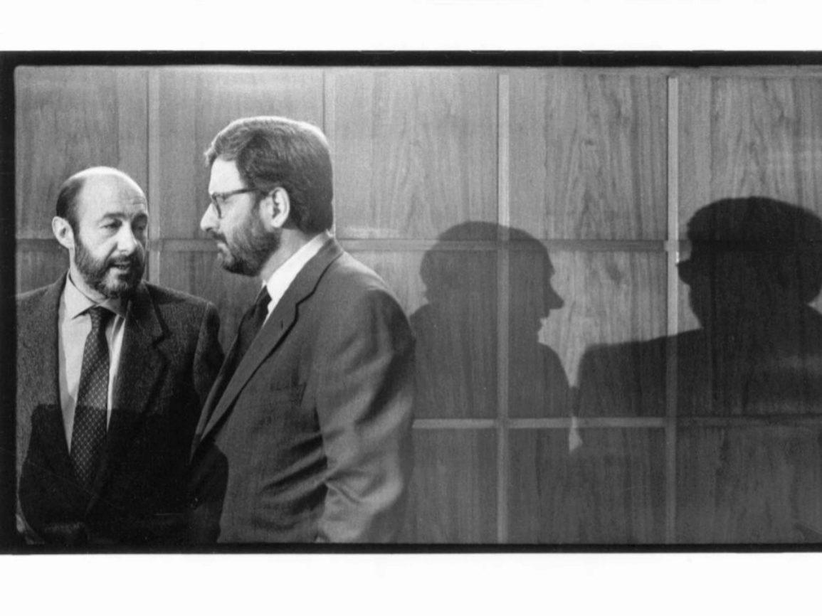 El socialista, Alfredo Pérez Rubalcaba, dedicó gran parte de su vida...