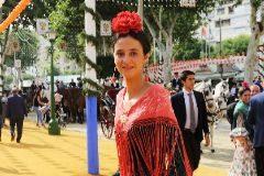 Victoria Federica de Marichalar y Borbón (vestida por Notelodigo).