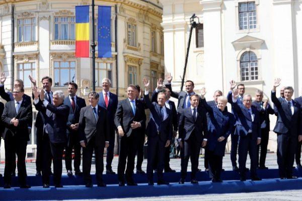 Cumbre informal de líderes europeos en Sibiu