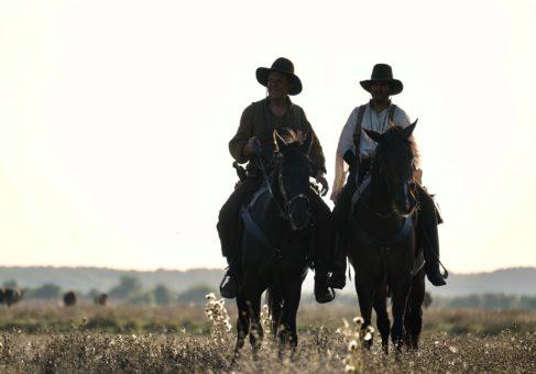 Los hermanos Sisters: magistral western íntimo a cielo abierto