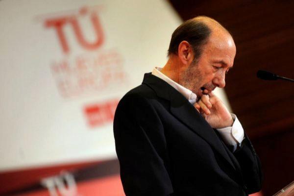 Rubalcaba, una vida al servicio de España