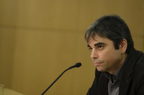 El concejal de Economía, Jorge García Castaño.
