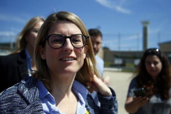 La candidata de Junts per Catalunya, Elsa Artadi.