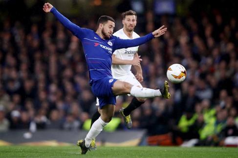 En directo: Chelsea - Eintracht
