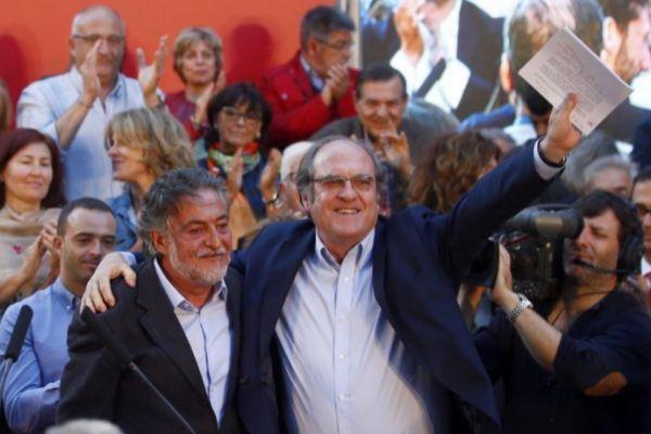 Pepu Hernández y Ángel Gabilondo.