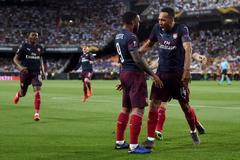 Aubameyang tortura a Mestalla y acaba con el sueño del Valencia