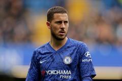 Eden Hazard, en el último partido del Chelsea en la Premier.